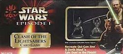 Star Wars Episode 1 - Clash of the Lightsabers