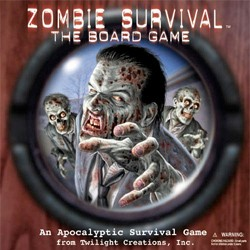 Zombie survival : The board game