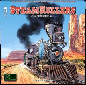 SteamRollers est disponible!