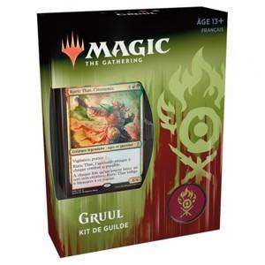 Magic The Gathering -  Allégeance de Ravnica Kit de Guildes : Gruul
