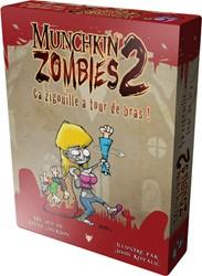 Munchkin Zombies 2 : Ça Zigouille à Tour de Bras !