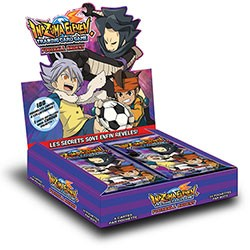 Inazuma Eleven - Football Ardent - booster