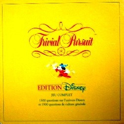 Trivial Pursuit - Edition Disney