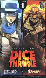 Dice Throne: Season Two – Gunslinger v. Samurai