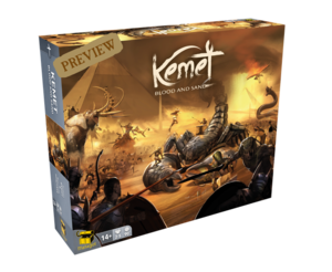 Kemet : Blood and Sand