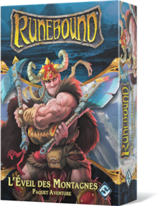 Runebound 3ème édition, L'éveil des montagnes