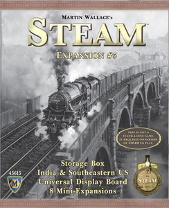 Steam : Map Expansion #5