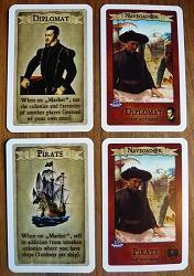 Navegador : Pirates et Diplomates
