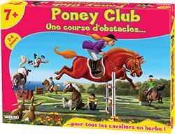 Poney Club, une course d'obstacles