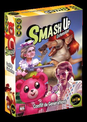Smash Up Conflit de Génération