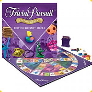 trivial pursuit edition genus dition du xxi me si cle. Black Bedroom Furniture Sets. Home Design Ideas