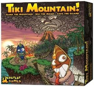 Tiki Mountain !