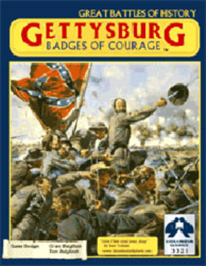 Gettysburg Badges of Courage