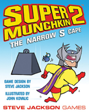 Super Munchkin 2 : The Narrow S Cape