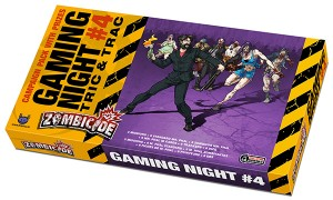 Zombicide Gaming Night #4 Tric Trac