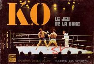 K.O Le jeu de la boxe