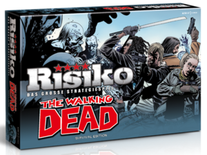RISIKO The Walking Dead – Die Survival Edition