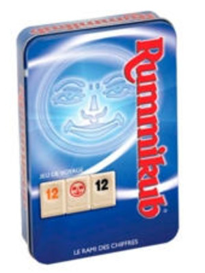 Rummikub - Les bons voyages