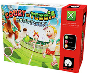 Court de Tennis - Multiplication
