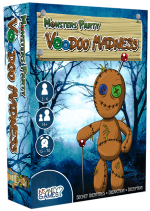 Monster Party : Voodoo Madness