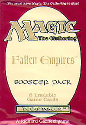 Magic the Gathering : Fallen Empires