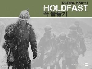 HOLDFAST: Korea 1950-51