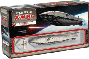 X-Wing : Jeu de Figurines - Transport Rebelle