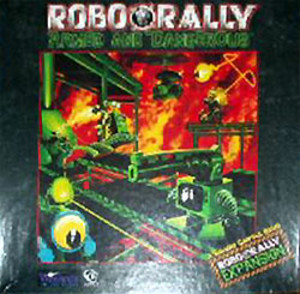 Roborally : Armed and Dangerous