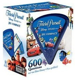 Trivial Pursuit - Disney Pixar