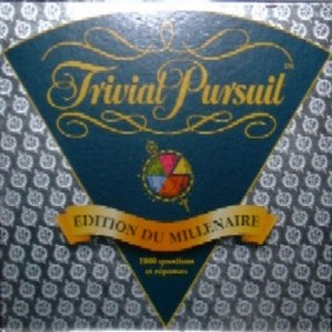 Trivial Pursuit - Edition du Millénaire