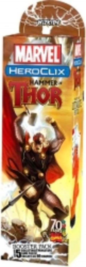 Marvel Heroclix - Hammer of Thor