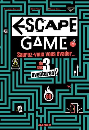 Escape Game 1  - Saurez-vous vous évader