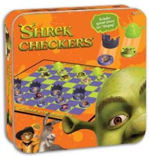 Shrek Checkers