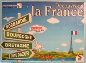 Découvrons la France