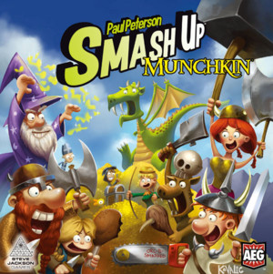 Smash Up:Munchkin