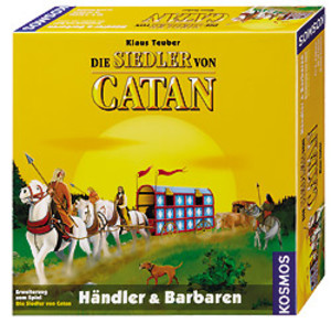 Les colons de catane : Händler & Barbaren