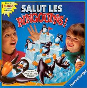 Salut les Pingouins !