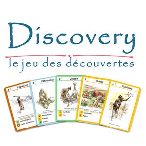 Discovery : le jeu des découvertes
