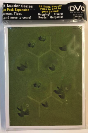 Tank Leader : Terrain Tiles Expansion