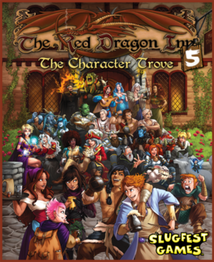 The Red Dragon Inn 5