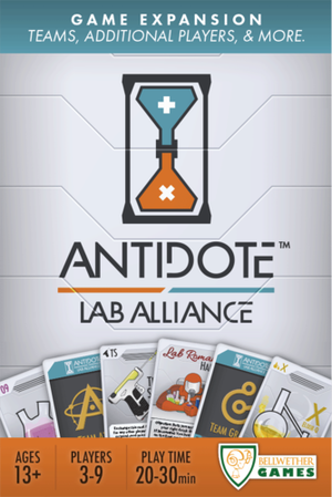Antidote : Lab Alliance