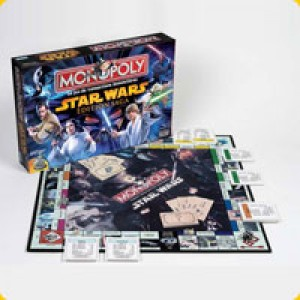 Monopoly - Star Wars Edition Saga