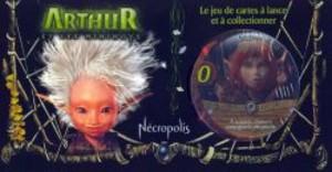 Arthur et les Minimoys - Nécropolis