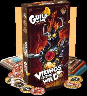 Vikings Gone Wild - Guild Wars Expansion