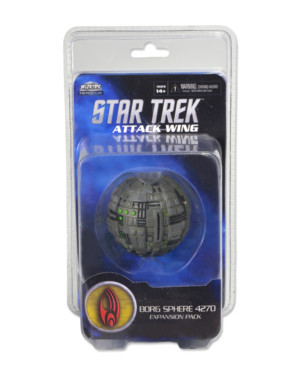 Star Trek : Attack Wing - Vague 4 - Borg Sphere 4270
