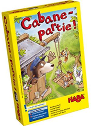 Cabane-Partie !