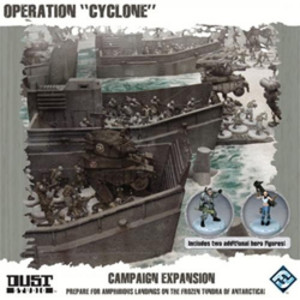 Dust Tactics : Opération Cyclone