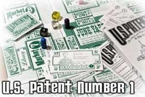 U.S. Patent Number 1