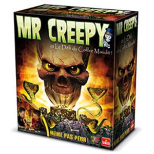 Mr Creepy et le Défi du Coffre Maudit !