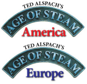 Age of Steam Expansion : America / Europe